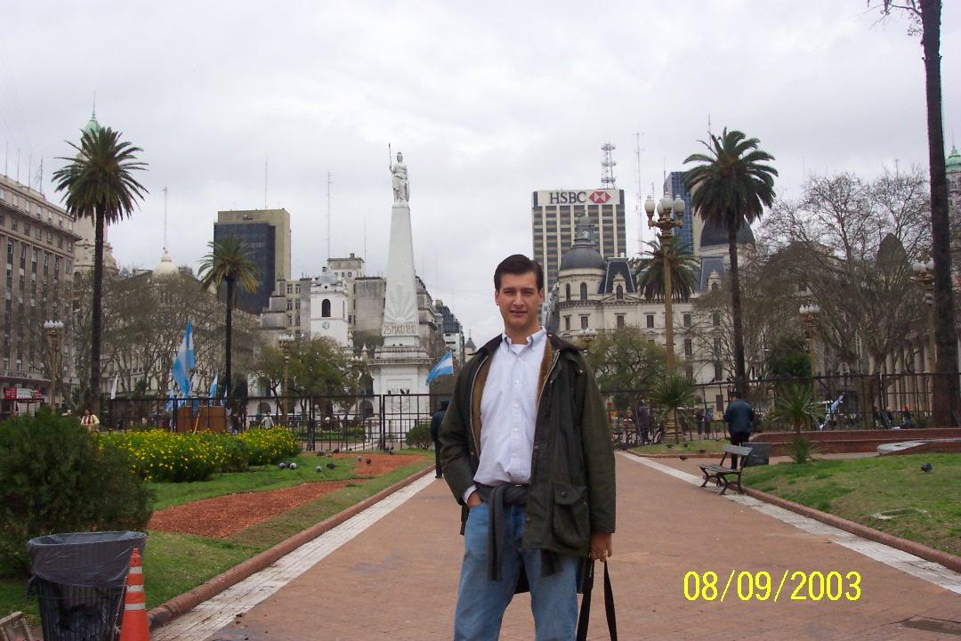 Buenos Aires - Plaza deMayo