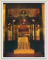 Restaurante 7 Portes - Barcelona -Entrada