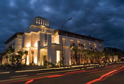 Hotel de la Paix, Siem Reap (Camboya) - vistaprincipal
