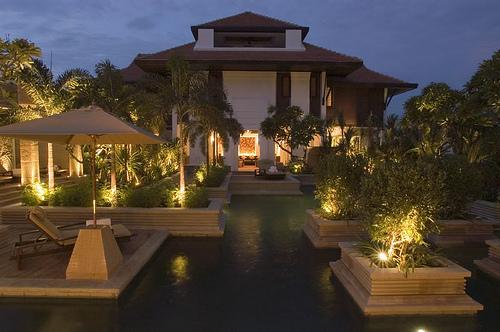 Hotel de la Paix, Siem Reap (Camboya) -piscina