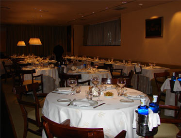 Restaurante La Albufera Moraleja - Saloninterior