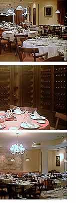Restaurante La Albufera Moraleja -Mesas