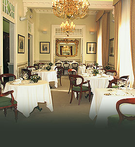 Restaurante Allard - Madrid - Salon Principal