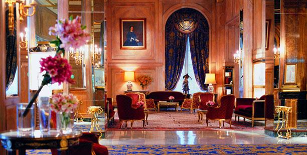 Hotel Alvear Palace - Buenos Aires -Lobby