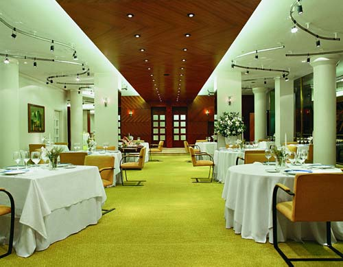 Hotel Alvear Palace - Buenos Aires - Restaurante Jean PaulBondoux
