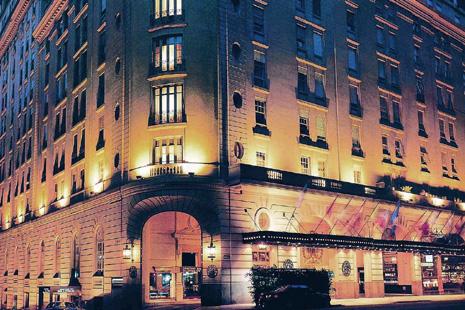 Hotel Alvear Palace - Buenos Aires - Fachadaexterior