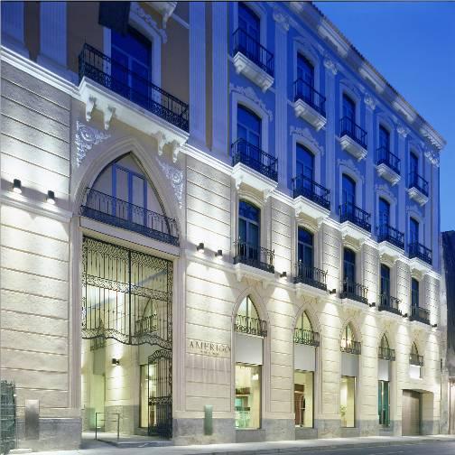 Hotel Amérigo - Alicante - Vistaexterior