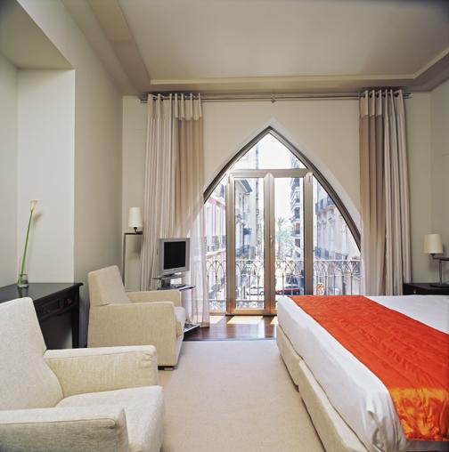 Hotel Amérigo - Alicante -Habitaciones