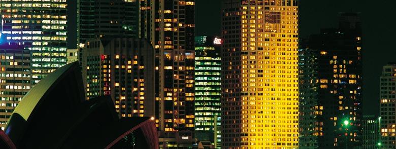 Hotel Shangri-La Sydney - Vistaexterior