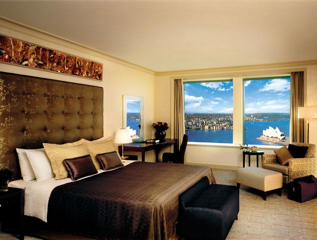 Hotel Shangri-La Sydney -Habitaciones