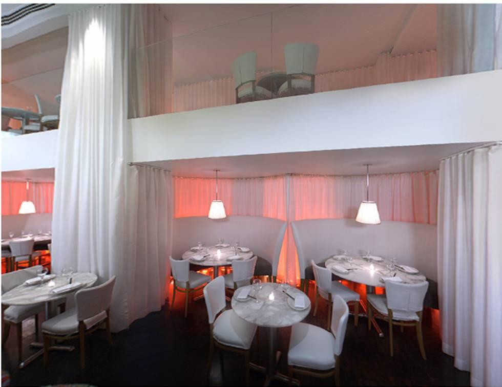 Restaurante Asia de Cuba - Salónprincipal