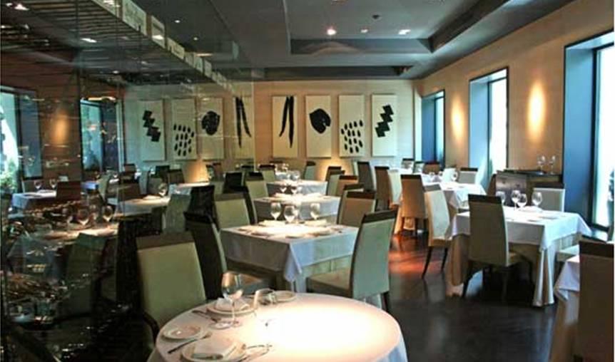 Restaurante Astrid y Gastón - Madrid - Salónfumadores