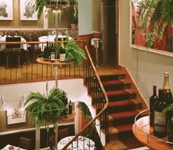 Restaurante Aureole