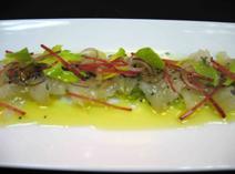 Restaurante Aureole - Plato