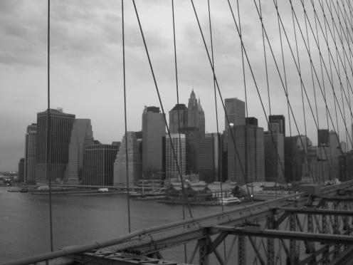 Nueva York (Estados Unidos) - Puente deBrooklyn