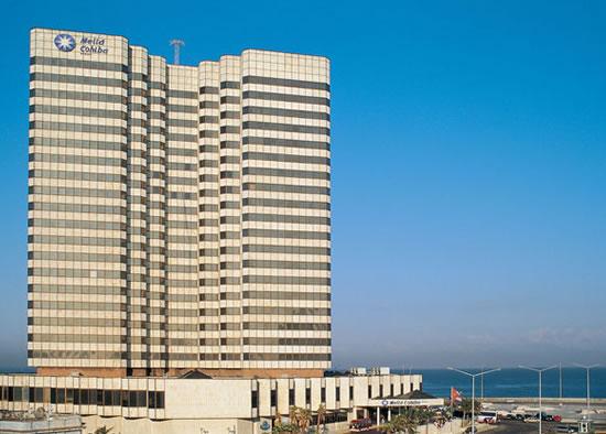 Hotel Cohiba -Edificio