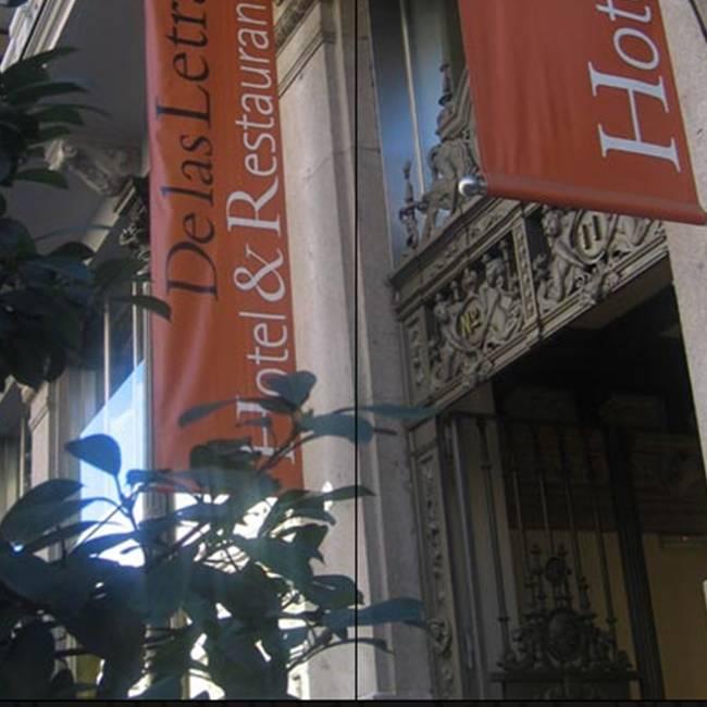 Restaurante del Hotel de las Letras - Madrid - Fachadaexterior