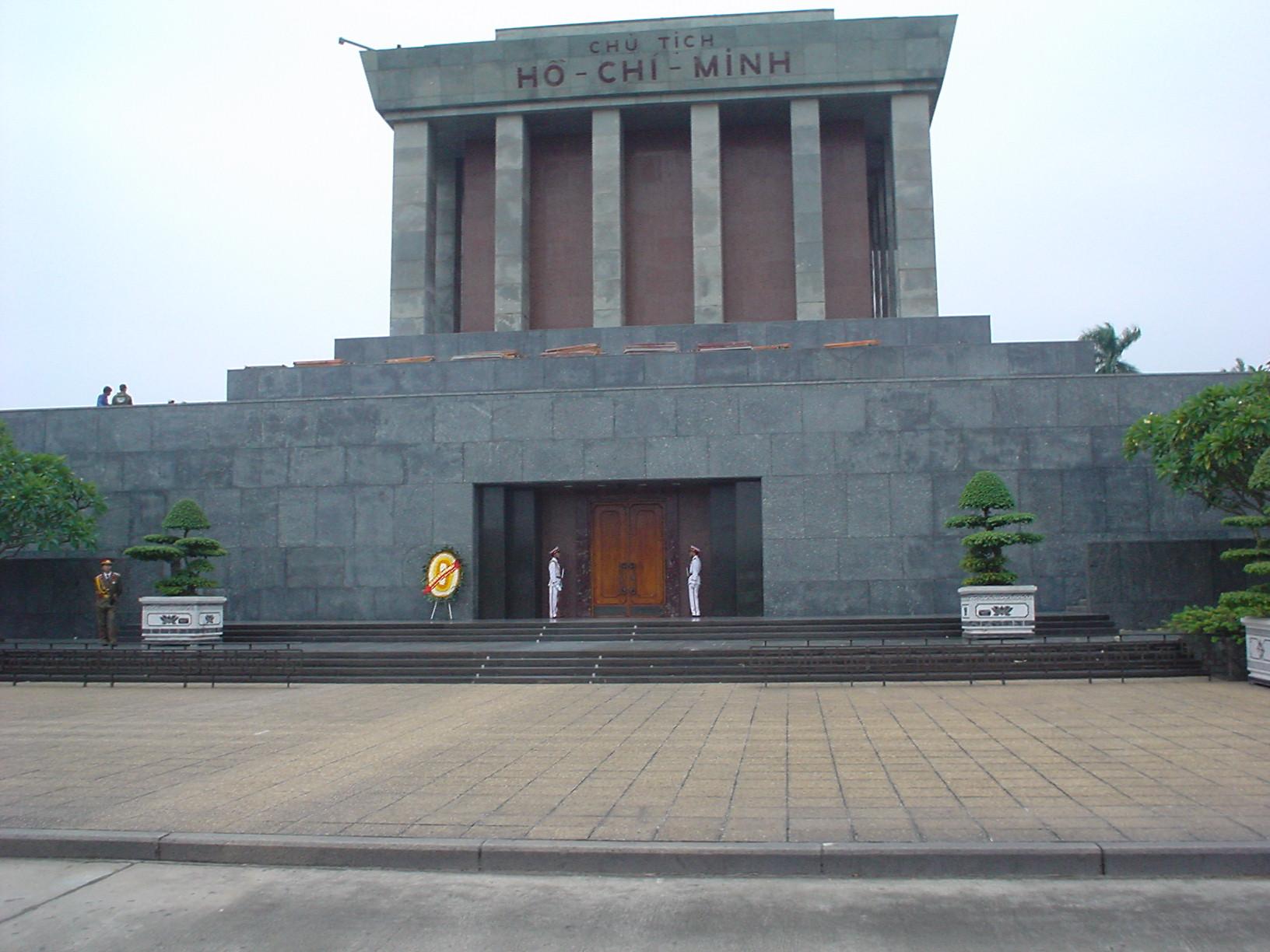 Hanoi (Vietnam) - Mausoleo deHo-Chi-Minh