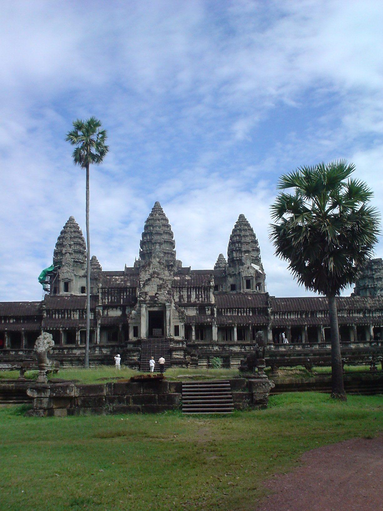 Siem Reap (Camboya) - Templo de AngkorVat