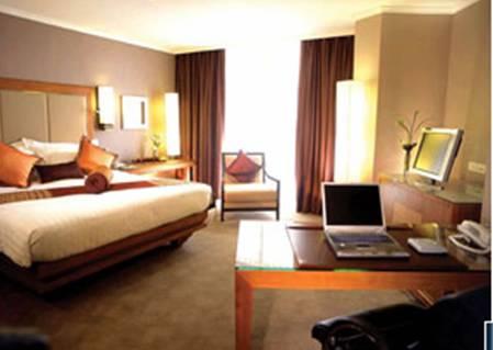 Hotel Dusit Thani - Bangkok -Habitaciones