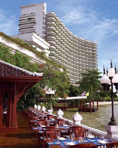 Hotel Shangri-La, Bangkok (Thailandia) - vistaprincipal