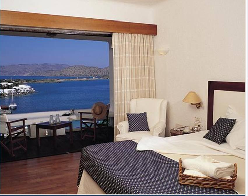 Hotel Elounda Beach - Creta -Habitaciones