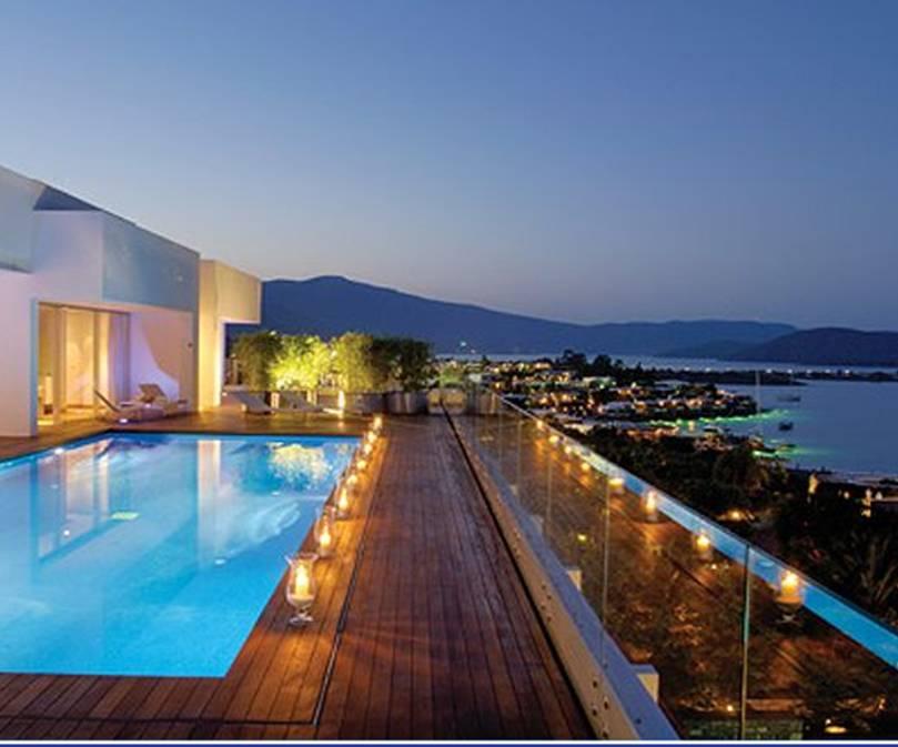 Hotel Elounda Beach - Creta -Piscina