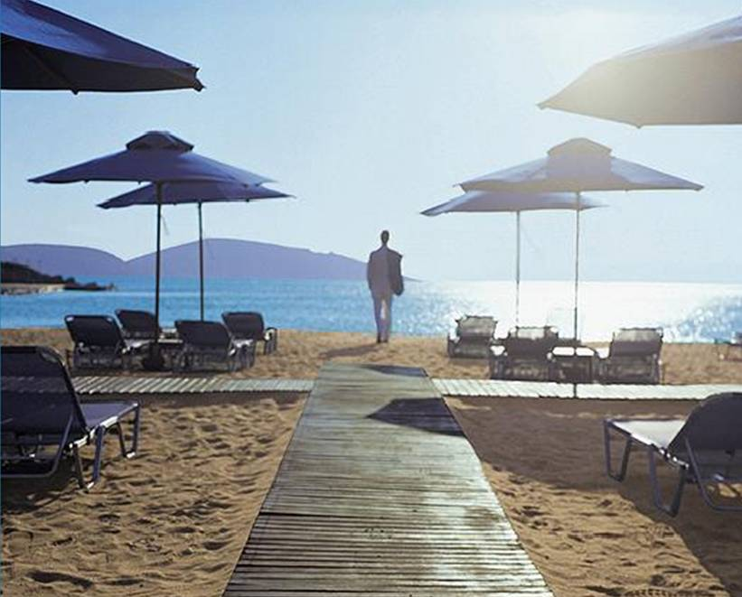 Hotel Elounda Beach - Creta -Playa