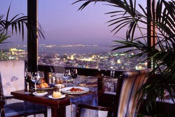 Hotel Sheraton, Lisboa (Portugal) - vista restaurantePanorama