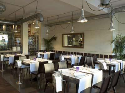 Restaurante El Gran Barril - Salónprincipal