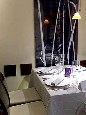 Restaurante El Gran Barril - Detalle deMesa