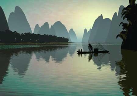 Halong Bay - Bahia de Halong (Vietnam) -Vista
