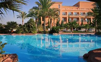 Hotel Hesperia San Juan - Alicante -Piscina