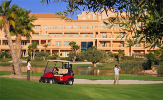 Hotel Hesperia San Juan - Alicante -Golf