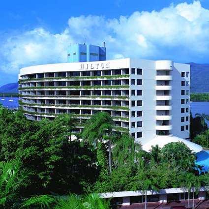 Hotel Hilton Cairns - Fachadaexterior