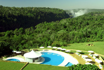 Hotel Sheraton Iguazú - Parque Nacional Iguazú - Iguazú - Fotoexterior