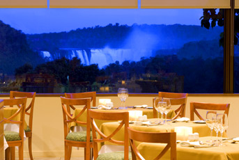 Hotel Sheraton Iguazu -Restaurante