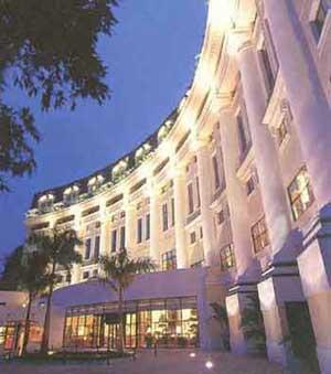 Hotel Hilton Hanoi, Vietnam - vistaprincipal