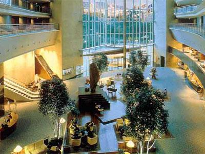Hotel Juan Carlos I - Barcelona -Lobby
