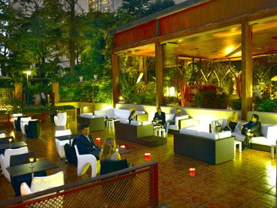 Hotel Juan Carlos I - Barcelona - TheGarden