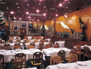 Restaurante La Barca del Salamanca – Barcelona - Sal�nInterior
