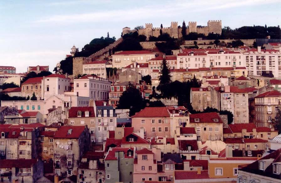 Lisboa (Portugal) - Castillo de SanJorge
