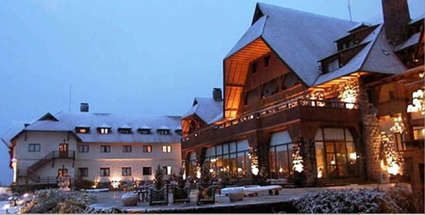 Hotel Llao Llao - Bariloche - Fachadaprincipal