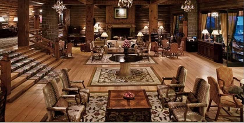 Hotel Llao Llao - Bariloche - Salónprincipal