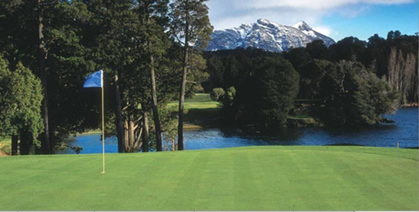 Hotel Llao Llao - Bariloche -Golf