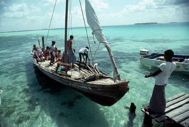 Maldivas -pescadores