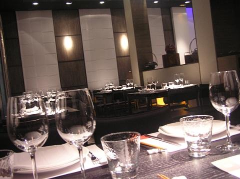Restaurante Mao - Bilbao - DetalleMesas