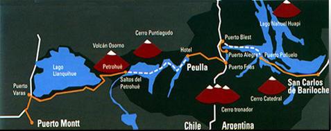 Mapa cruceandino