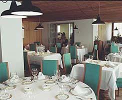 Restaurante Medulio - Ferrol - Salón planta baja(fumadores)