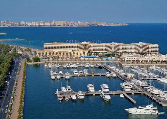 Hotel Meliá Alicante - VistaExterior